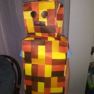 Other - Minecraft Halloween costume